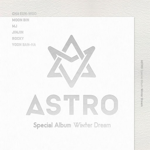 Astro album Winter Dream