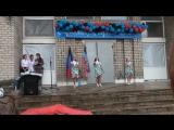 4) 2017.09.08_Д.К._концерт на день посёлка--Я гадала на ромашке