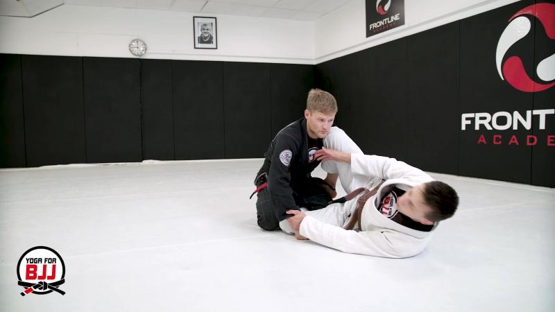 Knee shield kimura bjjfreaks_TV