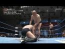Jun Akiyama c, Último Dragón, Atsushi Maruyama vs. Osamu Nishimura, Masanobu Fuchi, Fuminori Abe AJPW - Excite Series 2018