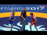 Чемпионат Мира по борьбе 2017  A. Chekhirkin vs V.Nemes 21 августа 2017