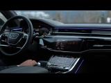 Новый Audi A8. Есть только он и все остальные.