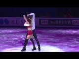 Екатерина Боброва и Дмитрий Соловьев, показательное выступление Cup of China 2017