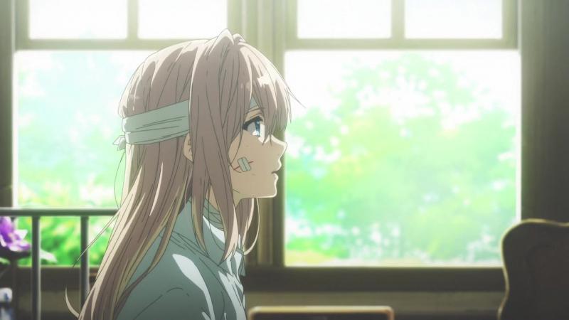 Violet Evergarden / Виолетта Эвергарден - 1 серия | Amikiri, Anzen Dejz [AniLibria.Tv]