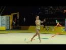 Даяна Абдирбекова лента Grand Prix Kiew Ukraine 16 19 03 18
