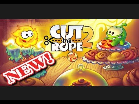 Cut the Rope 2 новые серии 2017 прохождение 21-31 уровень Cut the Rope 2 Passage 21-30 level
