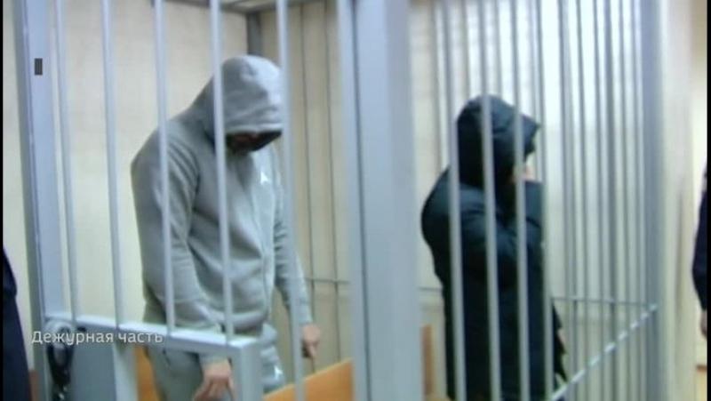 Участникам перестрелки в Москва Сити продлили арест