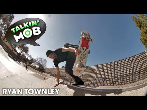 Ryan Townley Clear Graphic MOB | Brea Park | MOB Grip