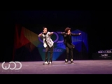 Ребята очень круто танцуют. Les Twins. World of dence✌