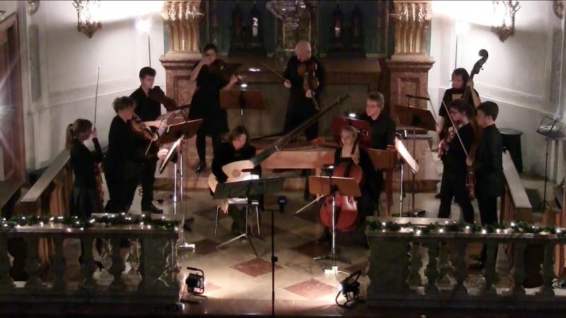 G. P. Telemann - Concerto für Streicher D-Dur - Kammerorchester L'Estro
