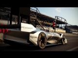 Тизер Peugeot L500R  L750R Hybrid Vision в Gran Turismo Sport.