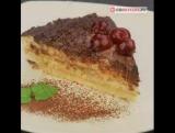 Многослойный торт «Птичье молоко».