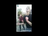 Priceless cosplay as Natan & Victoria