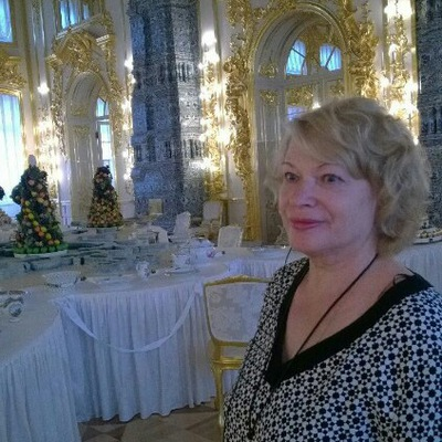 Валентина Новоселова