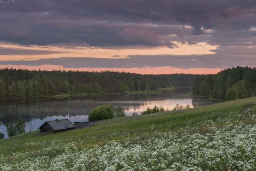 gqhWjcOhnYE - Кенозерский национальный парк – достояние России