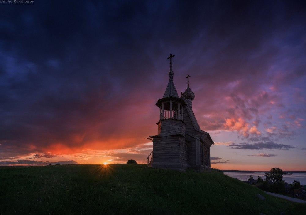 kqy5M1g7f4s - Кенозерский национальный парк – достояние России