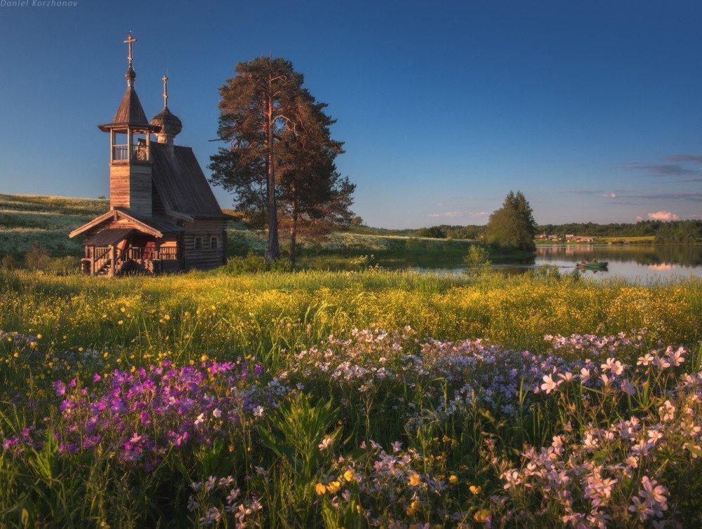 0 Pr 7rcscI - Кенозерский национальный парк – достояние России