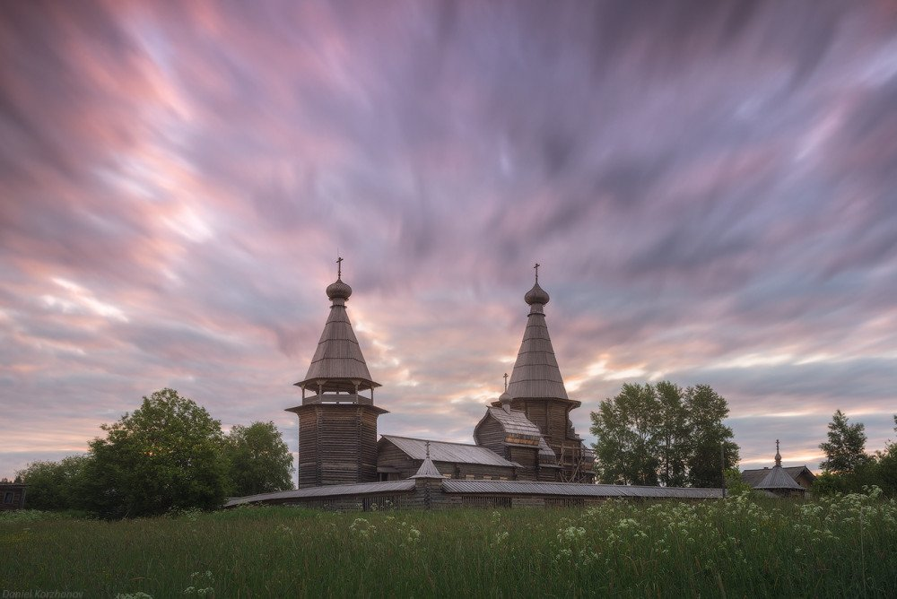 BwbmmU6r2aQ - Кенозерский национальный парк – достояние России