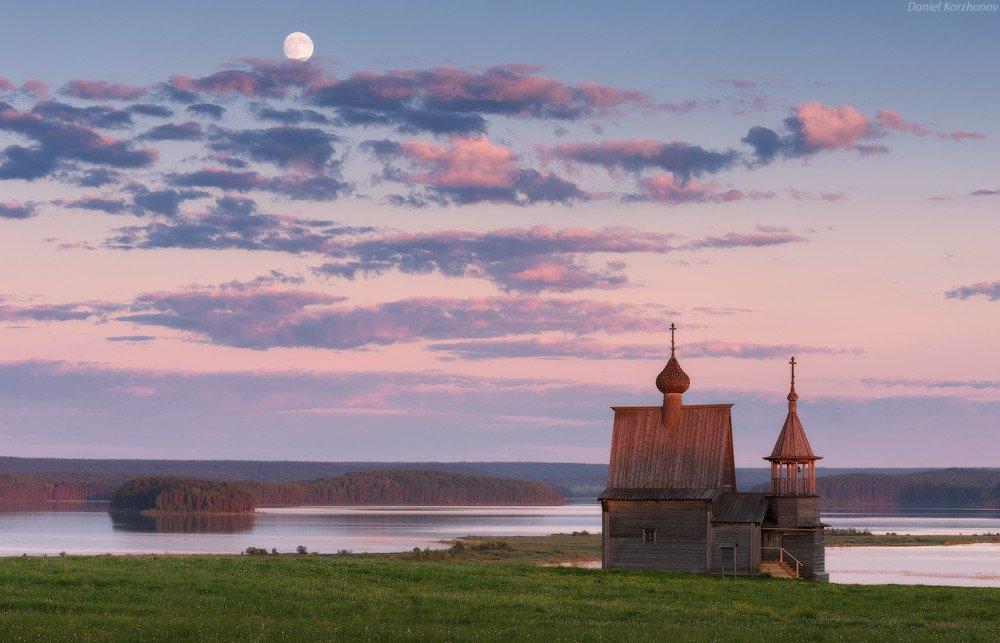Кенозерский национальный парк – достояние России