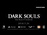 DARK SOULS REMASTERED Gameplay Trailer 2018 (Nintendo Switch)