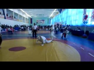 Дамир Арсланов 7 Кю (Октябрьский) - Динар Арсланов 3 Кю (Ишимбай)