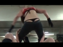 Chelsea Green⁄Lauren Van Ness  Ivy Quin vs Katarina Leigh  Scarlett Bordeaux Bar Wrestling 9⁄7⁄17