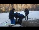 В Бийске БОМЖ замёрз в тепловой камере (Будни, 19.12.17г, Бийское телевидение)