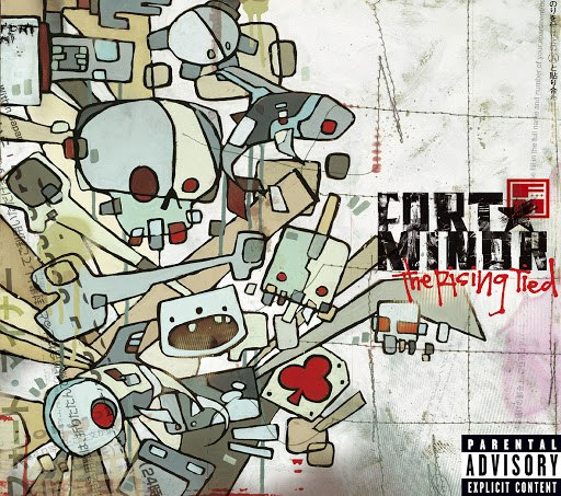 Fort Minor альбом The Rising Tied