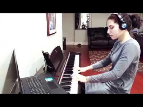 Radiohead - Creep | piano cover by Nelly Efron