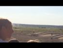 Танковый биатлон. Финал 12.08.2017. Стрельба белорусского экипажа.