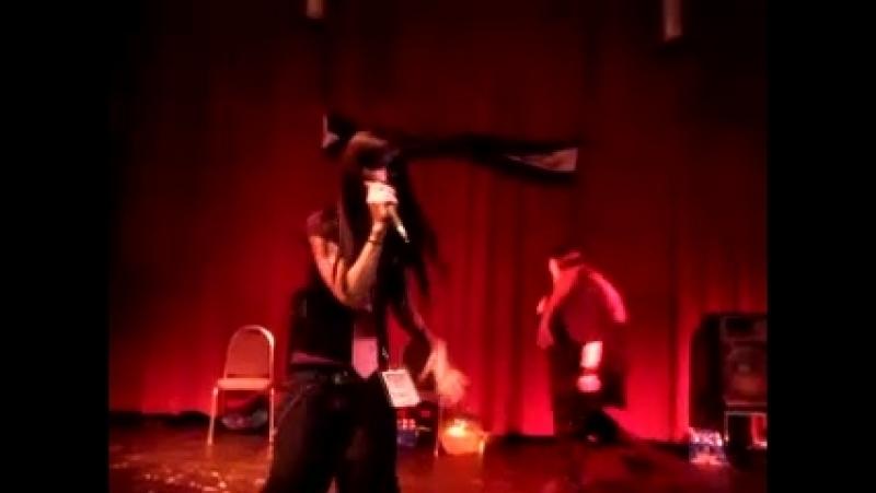 Dead Girlz (Razakel, Smallz One Lyssa Cer) - Suck My Dick (Live S.F.T.W. 2010)