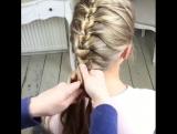 Очень простое плетение для девочки