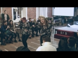 STREET FASHION SHOW 2018 / Танцевальная команда Fly High (k-pop)