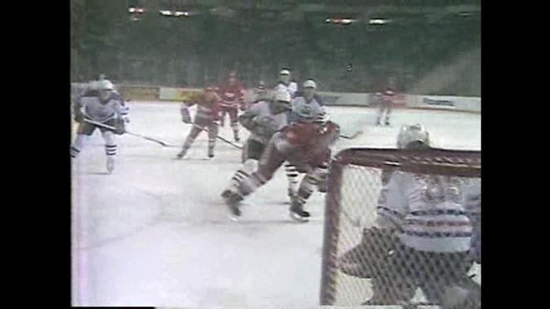1982 - 28 Dec. Superseries 83 - Edmonton Oilers - USSR