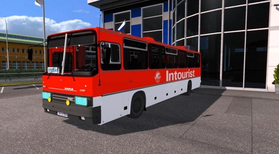 Автобус Икарус 250 Apollo