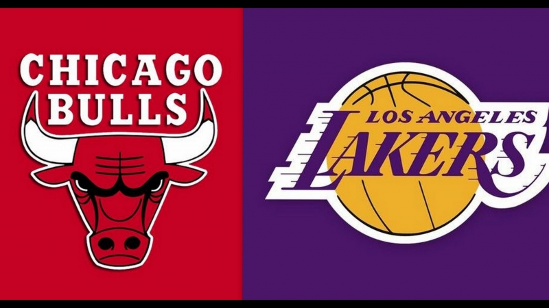 NBA 2017-2018 / RS / 21.11.2017 / Chicago Bulls @ Los Angeles Lakers
