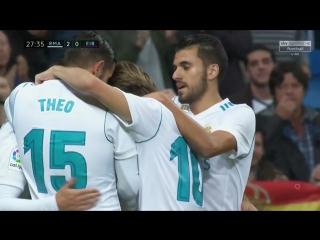 Испания ЛаЛига Реал Мадрид - Эйбар 3:0 обзор  HD