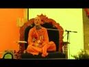 Е.С. Бхакти Викаша Свами. Киртан на инициации (Добромыш, 2013)
