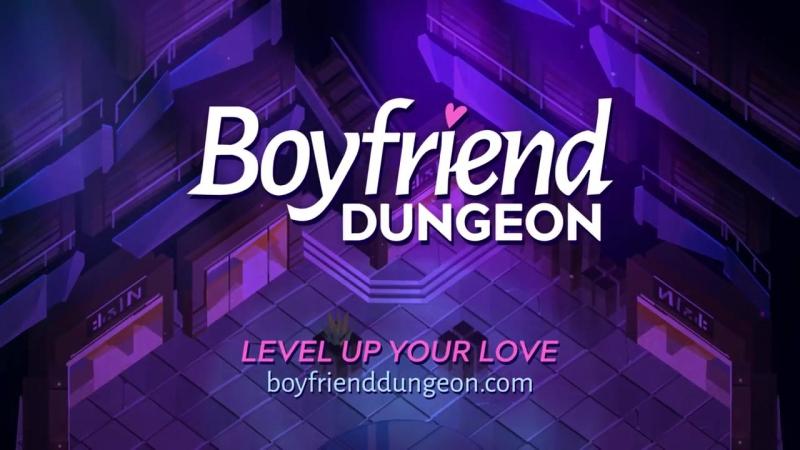 Boyfriend Dungeon_ Date Your Weapons Announcement Teaser