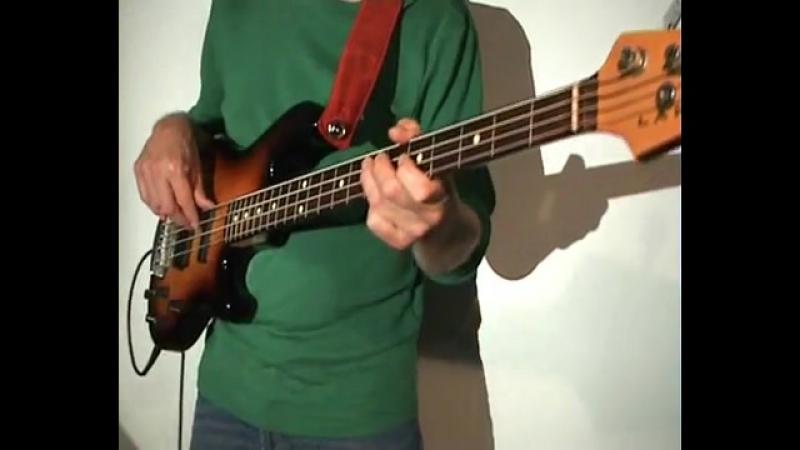 Love Is Like Oxygen by Sweet on Bass Guitar