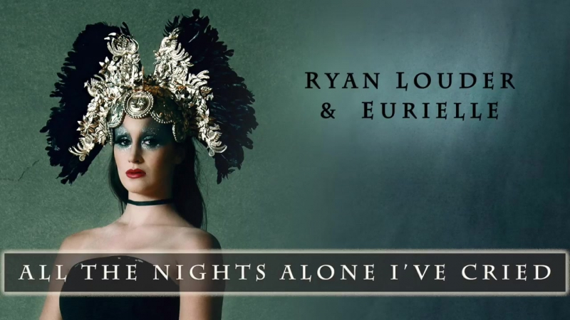 EURIELLE RYAN LOUDER- A Lonely Place - Studio Version (Official Lyric Video)