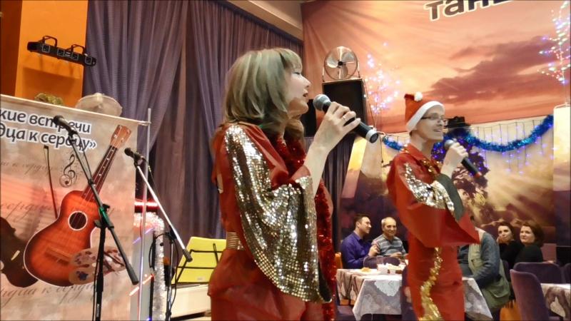 Мария Жукова и Степан Семёнов - Corazón bonito (7.01.18)