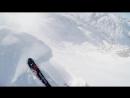Спуск с ледника Цирку