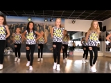 Saskia's Dansschool. Hilight Tribe - Free Tibet (Vini Vici Remix)
