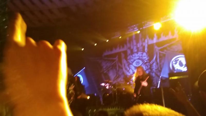Arch Enemy-War Enternal (Aurora Concert Hall, Санкт-Петербург, 4.10.17)