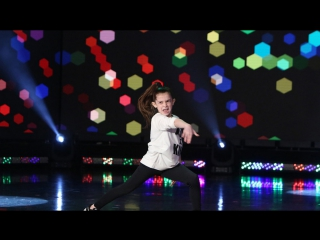 8-Year-Old Bianca Busts a Move!