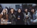 · Interview · 180202 · OH MY GIRL · KBS