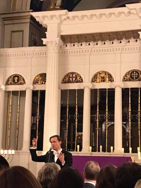 13 марта 2018 г., Песни любви, Grosvenor Chapel, Лондон, Англия YPFPAS5pRxg