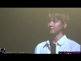 [FANCAM] 180210 Ment 3 @ EXO PLANET #4 - The ElyXiOn in Taipei HD