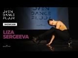 OPEN DANCE FLOOR | SHOWCASE | LIZA SERGEEVA